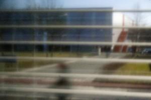 Uitzicht Niels Rambags, Mercatorgebouw Zernike