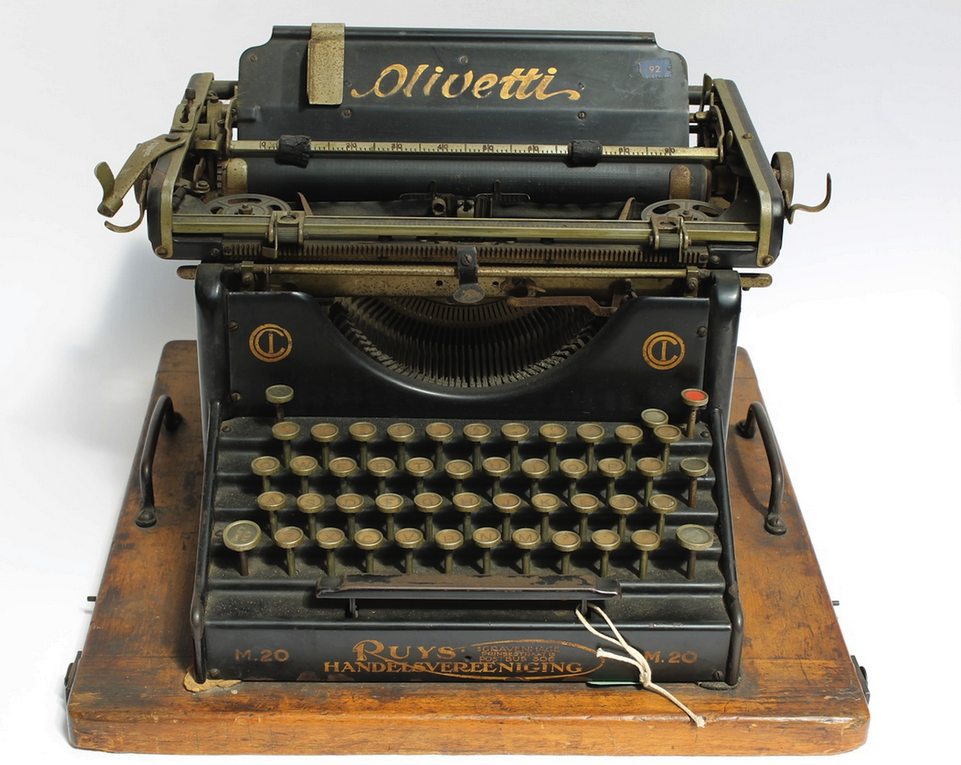 Typemachine Hermans
