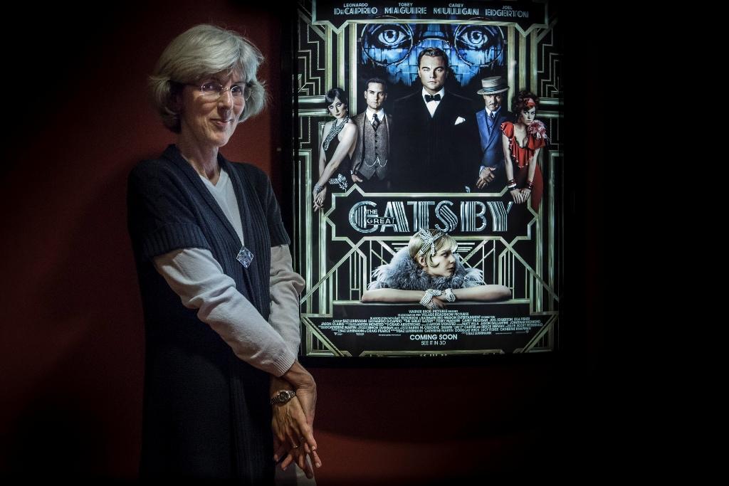 Irene Visser talks about The Great Gatsby