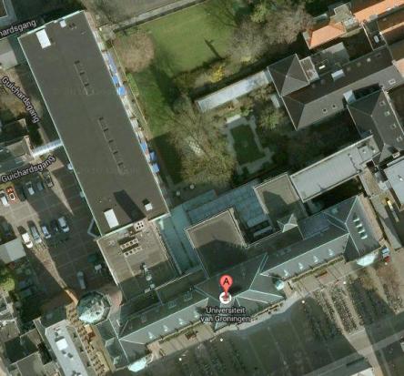 Academiegebouw-westvleugel