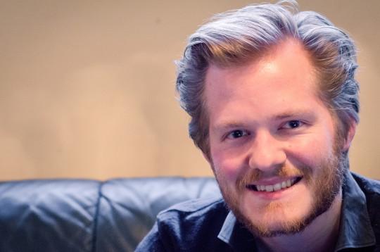 Preipop-voorzitter Victor van Werkhooven.
