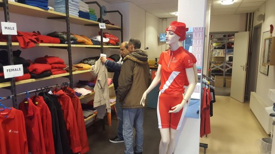 RUG-winkel