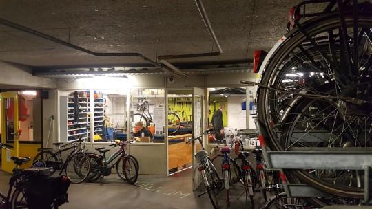 fietsenstalling-fietsenkelder